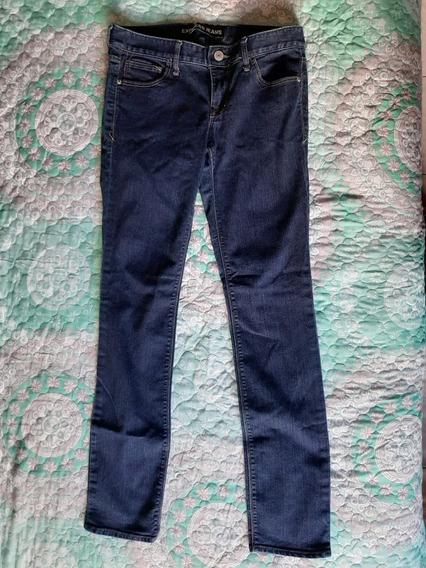 Jeans Skinny Stella Low Rise Express Talla 6l