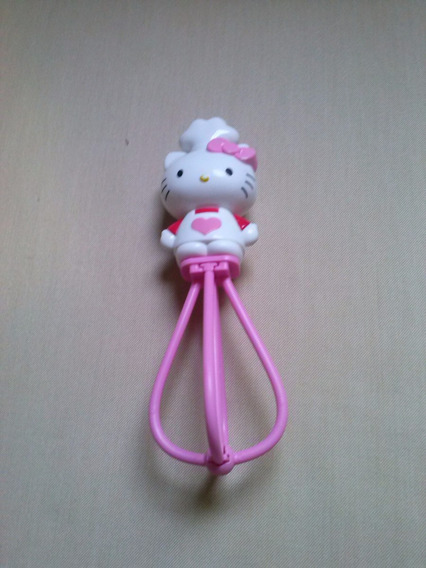 Hello Kitty (mc Donalds) Cozinha