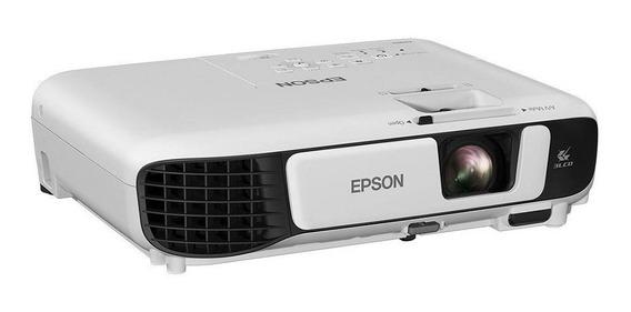 Projetor Epson Powerlite S41+ 3300 Lumens Svga - V11h842024