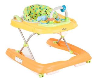 Andador & Caminador Infanti Happy Step Orange