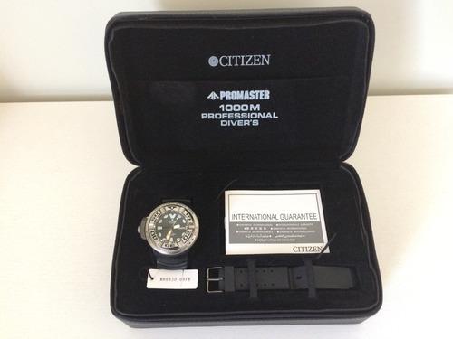 Citizen Diver Promaster Nh6930-09fb - Autozilla - 1000m