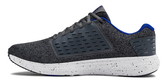 Tenis Under Armour Hombre Gris Ua Surge Se Twist