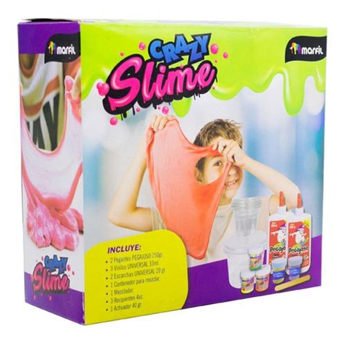 Kit Para Hacer Slime Neon Kits De Regalo Niños Niñas