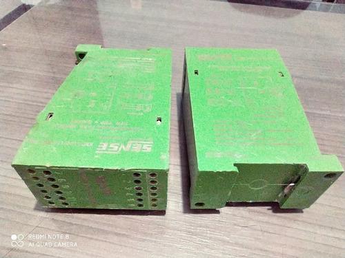 Amplificador Para Sensor Npn, Pnp E Namur Sense - Kmv-100