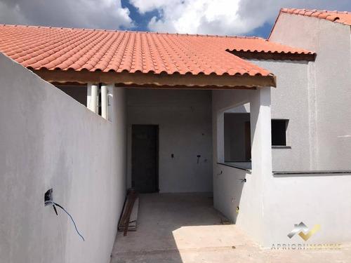 Cobertura Com 2 Dormitórios À Venda, 88 M² Por R$ 320.000 - Bangu - Santo André/sp - Co0650