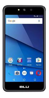 Smartphone Blu Grand Xl 8gb Negro Desbloqueado