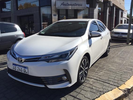 Toyota Corolla Se-g Cvt 2018