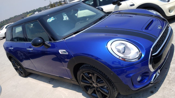 Mini Cooper Clubman S Hot Chili (aut) 2019 2.0 Lts T. 192 Hp