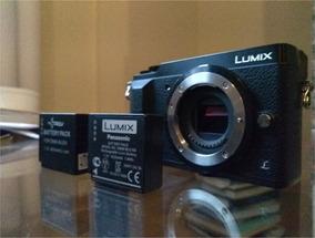 Lumix Gx85 | Corpo