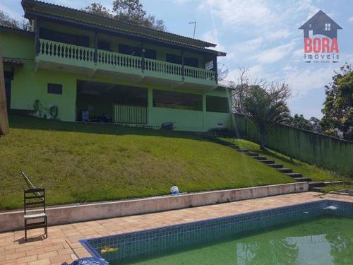 Chácara Com 3 Dormitórios À Venda, 1000 M² Por R$ 650.000,00 - Boa Vista - Mairiporã/sp - Ch0286