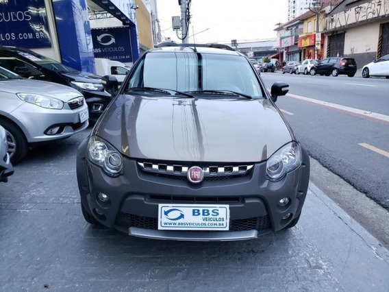 Fiat Palio Adventure 1.8 Mpi 16v Flex, Gbi3230