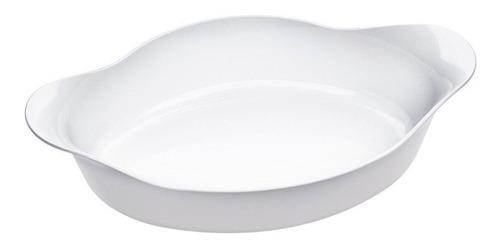 Fuente Asadera Oval Opaline Marinex 1,4 Litros Apto Horno