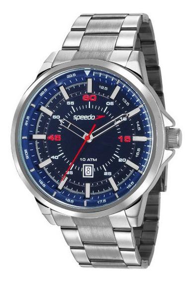 Relógio Speedo, Prata, Masculino, 10 Atm, 15003g0evns2