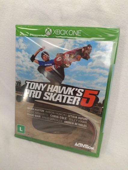 Tony Hawks Pro Skater 5 Xbox One Midia Fisica Pronta Entrega