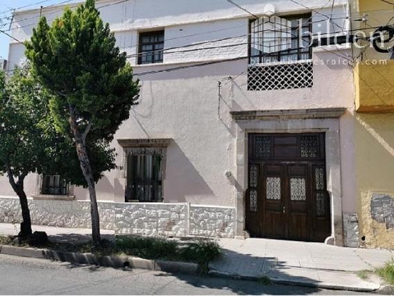 Casa Uso De Suelo En Renta Victoria De Durango Centro