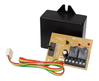 Modulo Seg Opcional 8f Cerradura Semafo Luz Porton Automatic