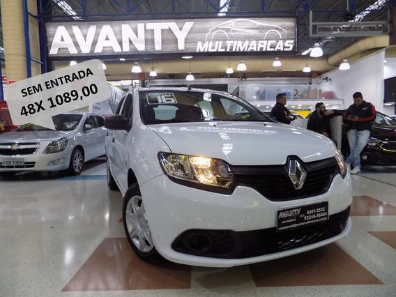 Renault Sandero 1.0 Authentique 16v 2016