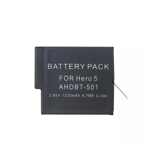 Bateria Recarregável Extra Hero 5 6 Black Hero 5 6 Black