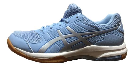 Asics Gel Rocket Para Squash, Voleibol, Handball, Indoor