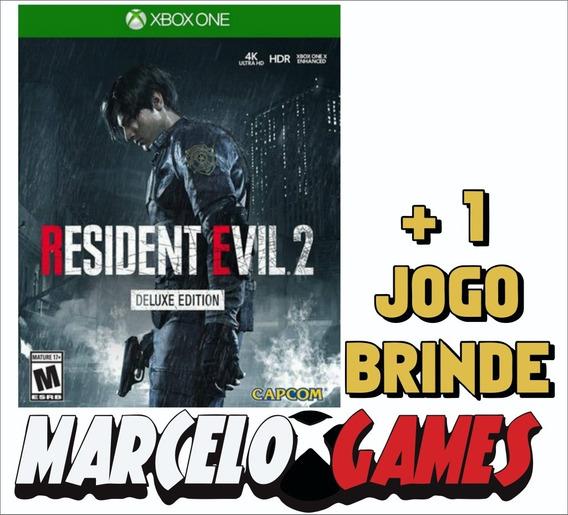 Resident Evil 2 Remake Xbox One Midia Digital