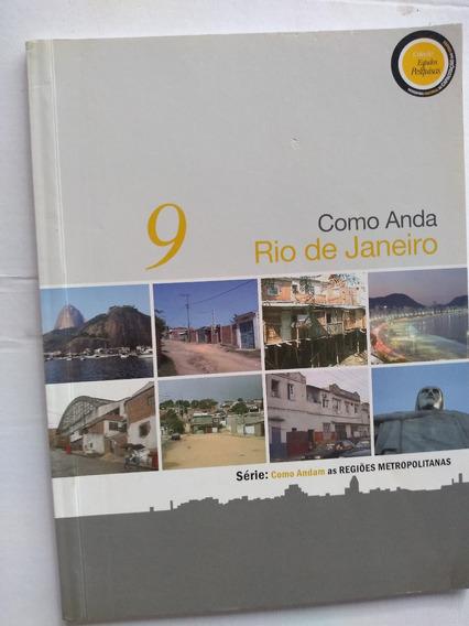 Livro - Como Anda Rio De Janeiro - Regiões Metropolitanas