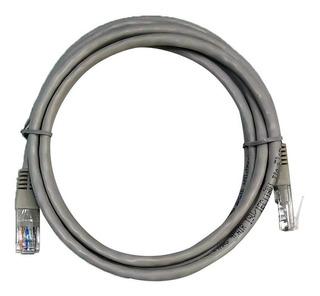 Cable De Red Armado Patch Cord 2 Metros Rj45 Utp Cable Gtia
