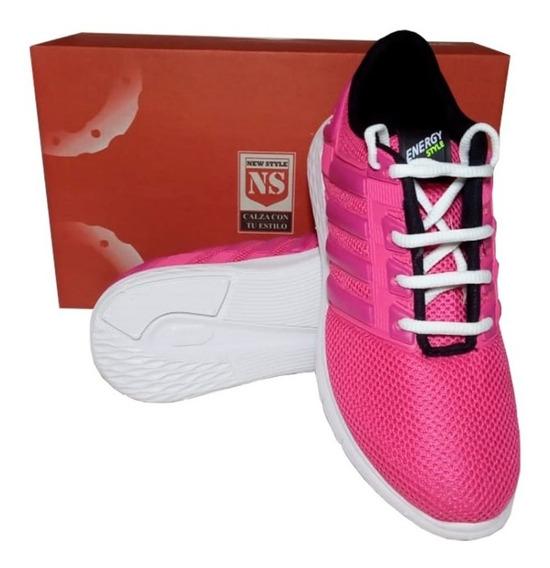 Zapatillas Deportivas De Mujer Oferta Lanzamiento