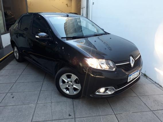 Renault Logan Privilege 1.6 23.000 Km Negro Impecable (lg)