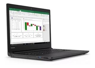 Laptop Toshiba Tecra Core I5-7200u 8gb 1tb Win10 Pro 14