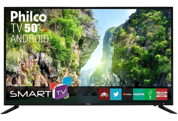 Smart Tv Philco 50 Led Full Hd Ptv50d60sa