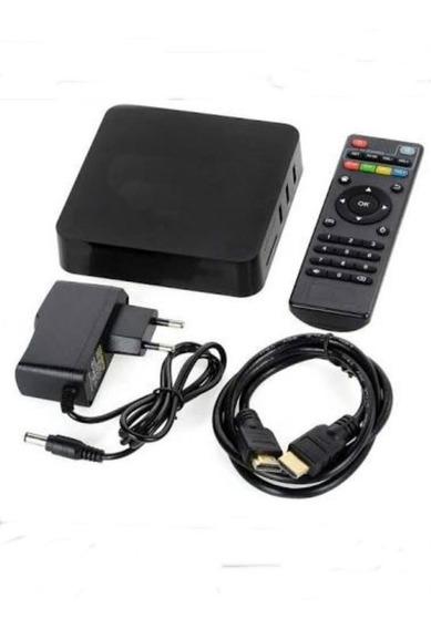 Aparelho Transformar Conversor Tv Em Smart Com Nota Fiscal