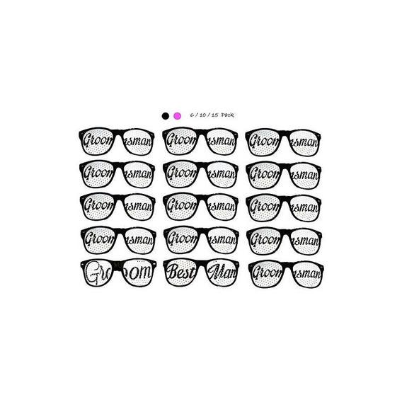 Bachelorette4ever Set De 6/10/10 Gafas De Sol De Despedida D