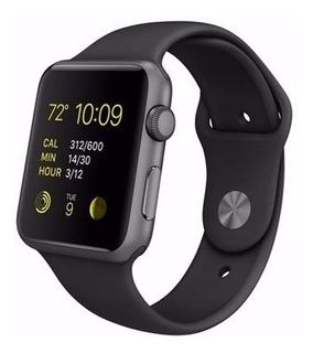Relogio Smartwatch Apple Watch S1 (38mm) Mp022ll/a -preto