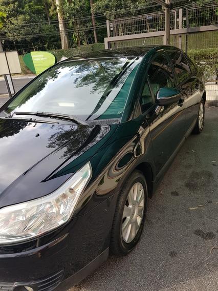 Citroën C4 Pallas 2.0 Exclusive Flex Aut. 4p 2012