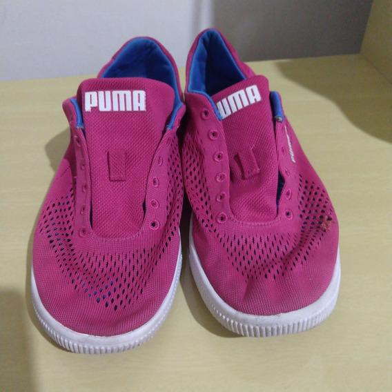Tênis Puma Original, Tamanho 37