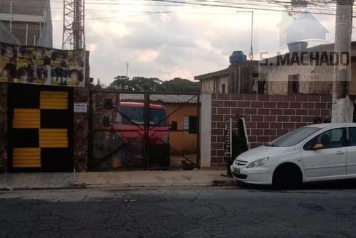 Terreno Para Venda Em São Paulo, Parque São Rafael - Ve1795_2-1153196