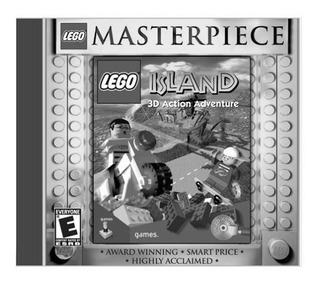 Lego Island Jewel Case Pc