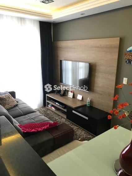 Apto. 58 M² - Vila Assis, Mauá -2 Dormitórios. - Ap0144