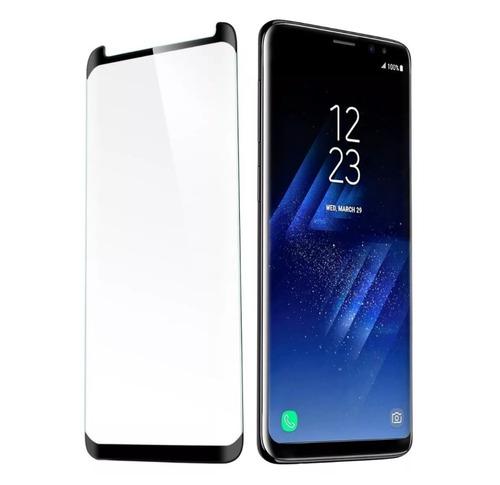 Vidrio Templado Fullglue Galaxy S9 / S9 Plus Protector Curvo
