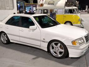 Mercedes C180 Classic 1998 Automatica Estudo Troca