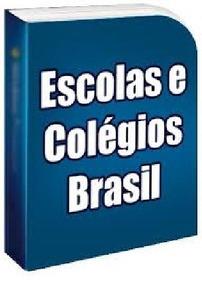 Lista Completa: Escolas Particulares Todo Estado São Paulo