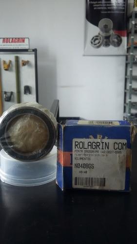 Imagem 1 de 3 de Rolamento Para Ar Condicionado - Nachi - 40x57x24