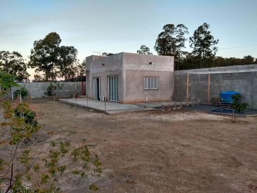 Chácara Com 1 Dormitório À Venda, 1000 M² Por R$ 290.000,00 - Barroquinha - Elias Fausto/sp - Ch0123