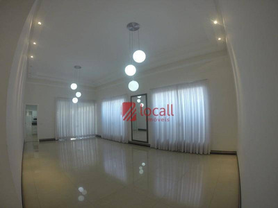 Casa Com 4 Dormitórios À Venda, 570 M² Por R$ 2.500.000 - Residencial Gaivota I - São José Do Rio Preto/sp - Ca1639