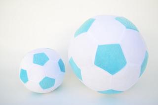 Bolas De Futebol Coloridas 2 Peças