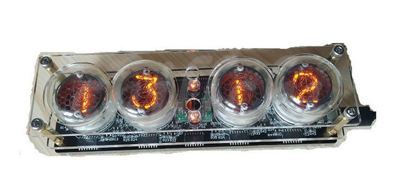 Regalo Perfecto ! Reloj Nixie Clock Digital Retro Vintage