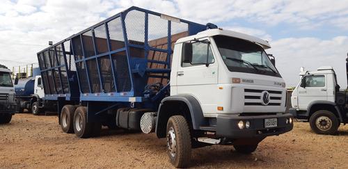 Imagem 1 de 7 de Caminhão Transbordo Vw 26260 - 10/10 - Impl. Usicamp - 2849