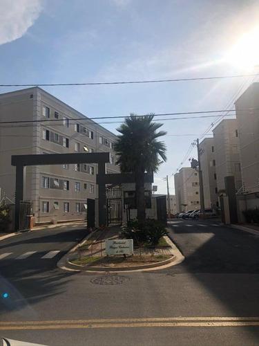 Apartamento Para Venda Com 47 M² No Jd. Von Zuben - Campinas-sp - Ap1030