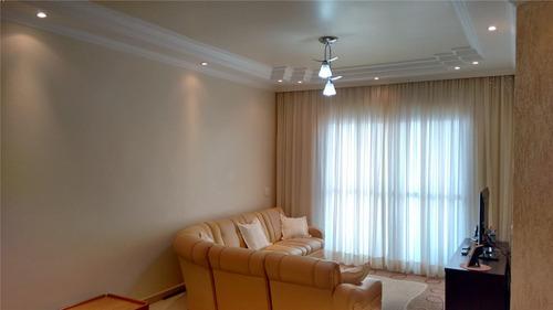 Imagem 1 de 21 de Apartamento Para Aluguel, 3 Quartos, 2 Vagas, Stella - Santo André/sp - 77565