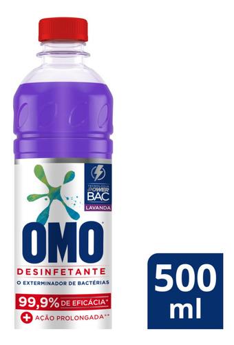 Omo Desinfetante Lavanda 500ml